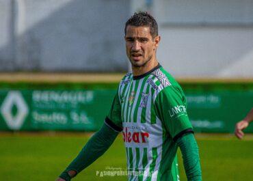 Álex Geijo no seguirá vistiendo la camiseta del Atlético Sanluqueño la próxima temporada
