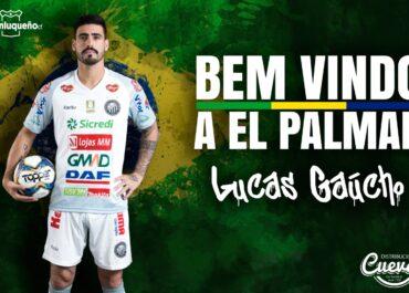 Lucas Gaúcho, nuevo jugador del Atlético Sanluqueño