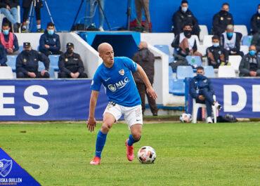 Toni García, nuevo jugador del Atlético Sanluqueño