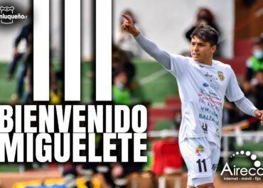 Miguelete, nuevo jugador del Atlético Sanluqueño